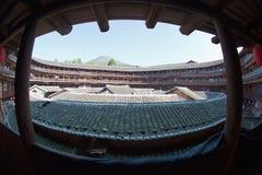 El centro de la tierra del Hakka que construye 4 Imagenes de archivo