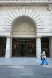 El centro de Paley para los medios Fotografía de archivo libre de regalías