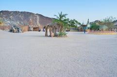 El centro del pueblo Fotos de archivo