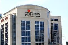 El centro médico de los niños foto de archivo libre de regalías