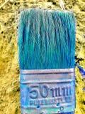 El cepillo Foto de archivo libre de regalías