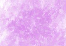 El cepillo del color del gráfico de color de agua de los remiendos frota ligeramente remiendos Imagen de archivo