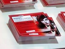 El certificado del participante Imágenes de archivo libres de regalías