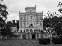 El chalet Doria Pamphili en Roma Imágenes de archivo libres de regalías
