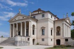 El chalet Rotonda de Andrea Palladio imagen de archivo libre de regalías