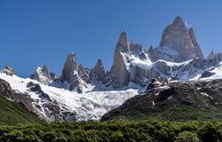 EL Chalten, Αργεντινή στοκ φωτογραφίες