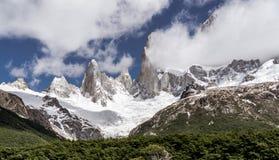 EL Chalten, Argentine image libre de droits