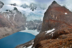 El Chalten Royalty Free Stock Images