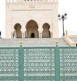 el chellah en los monumen deteriorados romanos viejos de Marruecos África imágenes de archivo libres de regalías