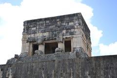 El ¾ ChichenItza Kukulkan del  Ð de Maya Yucatan MexiÑ staden Fotos de archivo libres de regalías