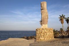 El Chileno海滩在Los Cabos,墨西哥 库存图片