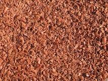 El chocolate empana el fondo Foto de archivo