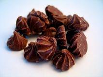 El chocolate florece II fotografía de archivo