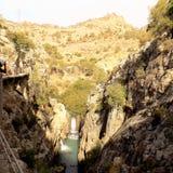 El Chorro-Natural Park-Ardales Stock Photos