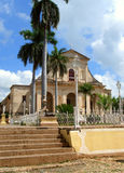 El churchlet-3 del Caribe Fotos de archivo libres de regalías