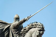 El Cid. Spanish 11th Century hero El Cid stock images