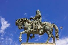 EL Cid - herói espanhol Imagens de Stock