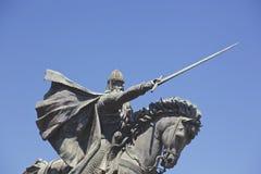 El Cid rides again Stock Image
