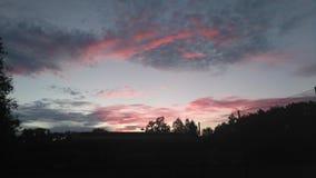 El cielo Foto de archivo libre de regalías