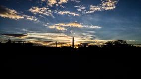 El cielo Fotos de archivo