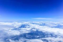 El cielo Imágenes de archivo libres de regalías