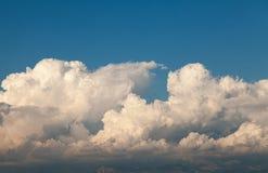 El cielo del otoño Imagen de archivo libre de regalías