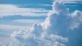 El cielo es nublado por la creación del arte todo el tiempo Depende de lo que piensa la gente es lo que fotografía de archivo libre de regalías