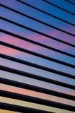 El cielo fuera de la ventana Fotografía de archivo