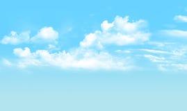 El cielo y la nube 5 Imágenes de archivo libres de regalías