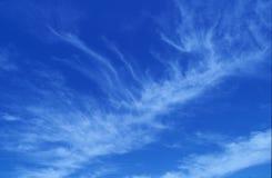 El-cieloazul Royaltyfri Fotografi