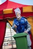 EL Circo Verde Fotografía de archivo