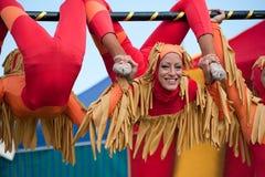 El Circo Verde Royalty Free Stock Images