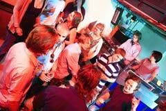 El club Imagen de archivo
