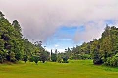El club de golf de la colina del Fraser real Foto de archivo