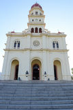 El Cobre church and sanctuary Stock Images