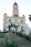 El Cobre church and sanctuary Stock Photography