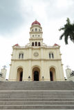EL Cobre, Cuba de la catedral Imagen de archivo libre de regalías