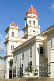 El Cobre very famous church 13km from Santiago de Cuba Stock Photos