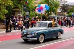 El coche Fotografía de archivo libre de regalías