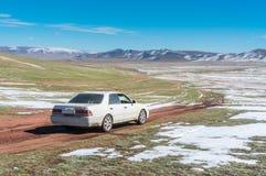 El coche Fotos de archivo