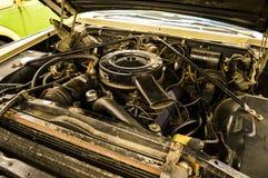 El coche americano viejo Imágenes de archivo libres de regalías