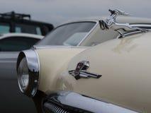El coche clásico detalla II Foto de archivo