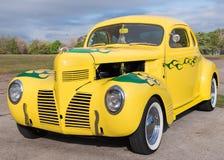 El coche de carreras en el Lonestar reúne Foto de archivo