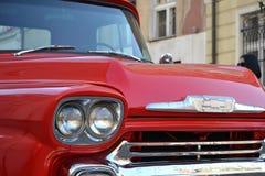 El coche histórico Imagen de archivo