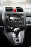 El coche Honda CR-V Fotografía de archivo libre de regalías