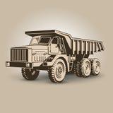 El coche más grande libre illustration