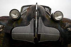 El coche viejo Imagen de archivo