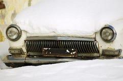 El coche viejo Fotografía de archivo