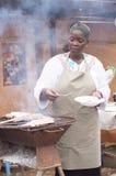 El cocinero Fotos de archivo libres de regalías