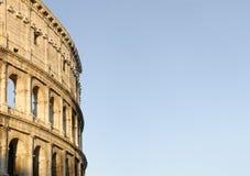 El coliseo Foto de archivo